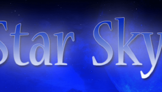 September release planned for Star Sky
