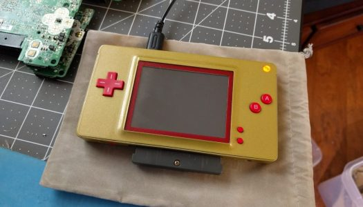 Game Boy Macro, Fan Made successor to the Game Boy Micro