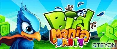 Bird Mania Party - banner