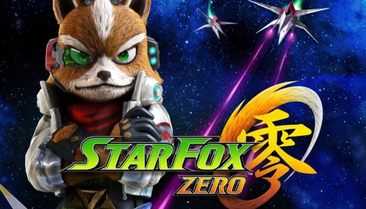 Star Fox Zero Deluxe Package Announced for UK