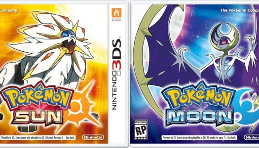 PR: Pokémon Sun/Moon Become Fastest-Selling Games in Nintendo History in the Americas