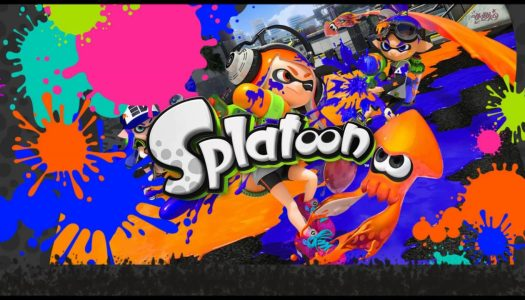 Splatoon update adds eight free weapons