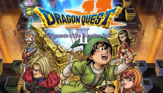 Review – Dragon Quest VII: Fragments of the Forgotten Past