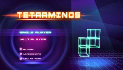 Review: Tetraminos (Wii U eShop)