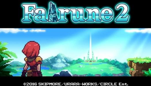 Review: Fairune 2 (3DS eShop)