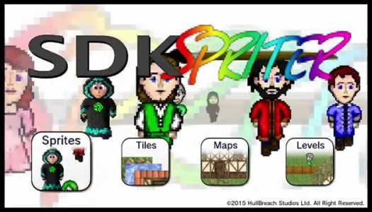 Review: SDK Spriter (Wii U eShop)