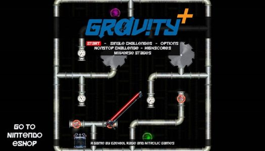 Review: Gravity+ (Wii U eShop)