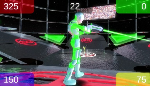 Review: Swap Fire (Wii U eShop)