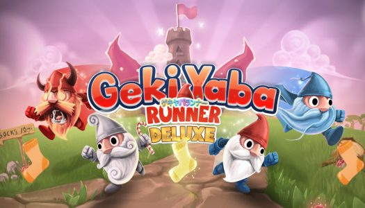 Review: Geki Yaba Runner Deluxe (3DS eShop)