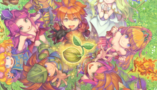 Japan's sales charts for May 29 to June 4 2017: Seiken Densetsu opens in second place