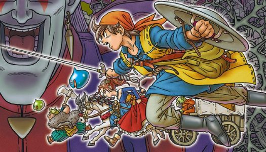 Review: Dragon Quest VIII (Nintendo 3DS)