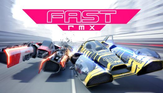 Review: Fast RMX (Nintendo Switch)
