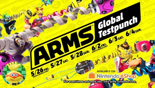 New Fighters Revealed in ARMS Direct
