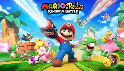 Mario + Rabbids Kingdom Battle (Nintendo Switch) details revealed early