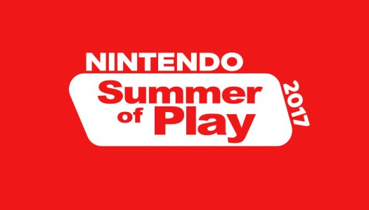 Nintendo's Summer of Play tour to showcase Switch and 3DS from June 11