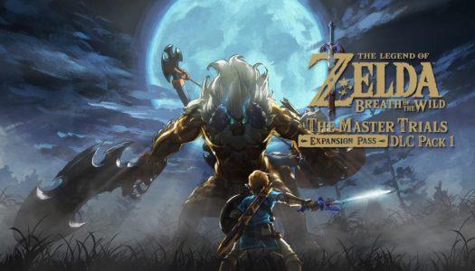 E3 2017: Breath of the Wild DLC Trailer