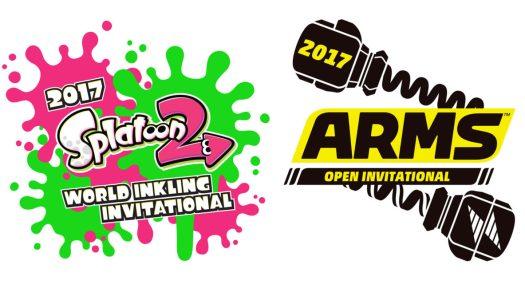 PR: Nintendo Details Splatoon 2 and ARMS E3 Tournaments