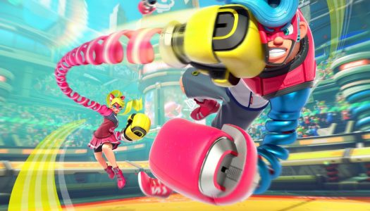 ARMS Preview Part 3: Master Mummy and Kid Cobra