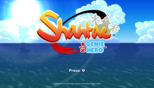 Review: Shantae: Half-Genie Hero (Nintendo Switch)