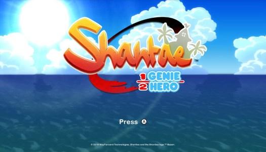 Shantae: Half-Genie Hero physical edition announced