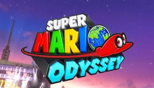 E3 2017: Super Mario Odyssey Trailer
