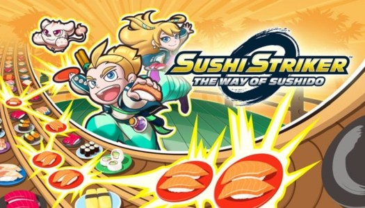 E3 2017 – Sushi Striker: The Way of Sushido Trailer