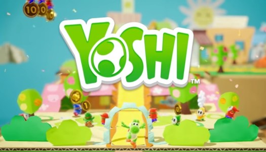 E3 2017: Yoshi running on Unreal Engine 4
