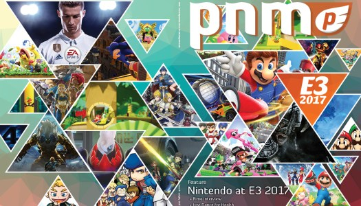 Pure Nintendo Magazine Reveals the Cover of Issue 35 (Jun/Jul), Available Now!