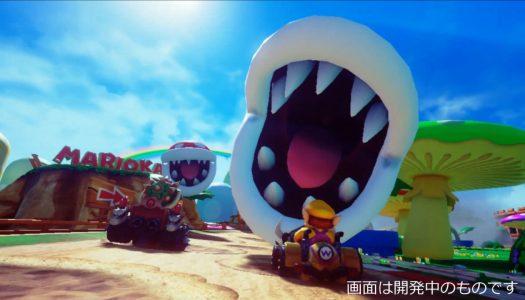 Mario Kart moves into VR territory with Mario Kart Arcade GP VR