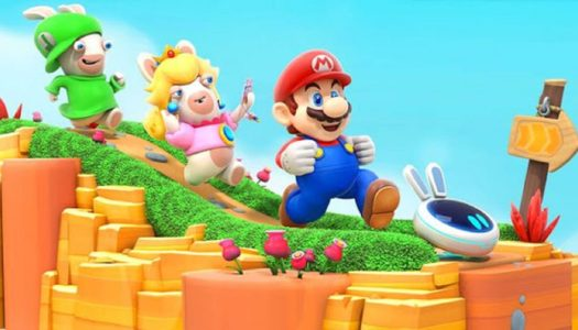 Review: Mario + Rabbids Kingdom Battle (Nintendo Switch)