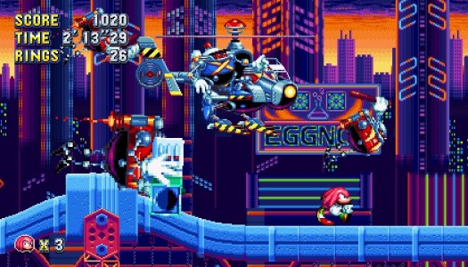 Sonic Mania Plus Switch release date announced
