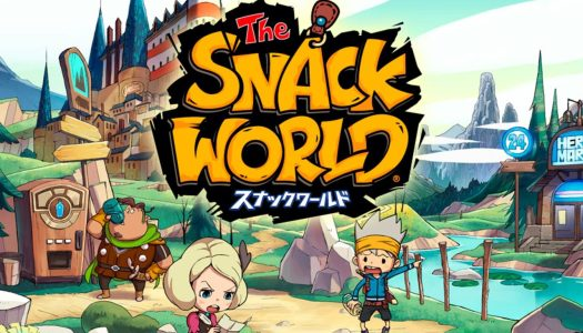 Japan's sales charts for Aug 7 to Aug 13 2017: The Snack World (3DS) opens in second place