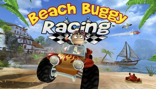 Review: Beach Buggy Racing (Nintendo Switch)