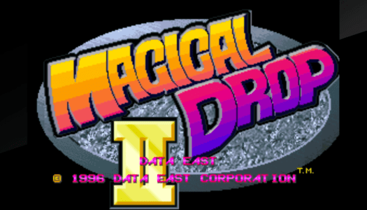 Review: ACA NEOGEO Magical Drop 2 (Nintendo Switch)