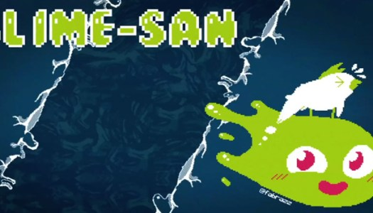 Slime-San brings its first DLC pack to the Switch this month