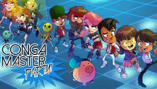 Review: Conga Master Party! (Nintendo Switch)