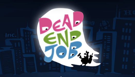 Blast ghosts on the go with Dead End Job, coming to Nintendo Switch