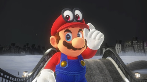Nintendo Download October 26, 2017 – Mario's most cap-tivating adventure is here!