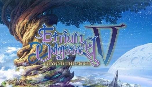 Review: Etrian Odyssey V: Beyond the Myth (Nintendo 3DS)