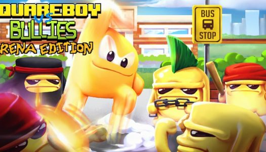 Review: Squareboy vs. Bullies: Arena Edition (Nintendo Switch)