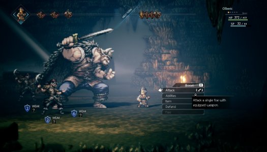 Octopath Traveler gets an official release date, special edition