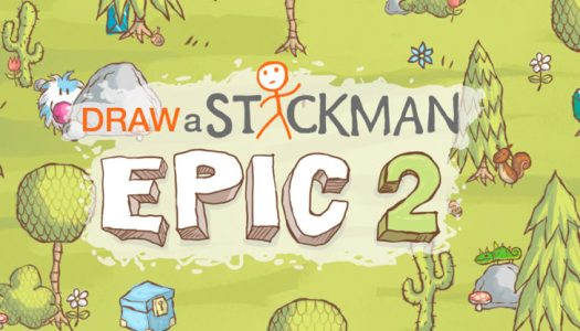 Review: Draw A Stickman: EPIC 2 (Nintendo Switch)