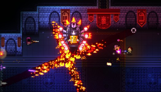 Review: Enter the Gungeon (Nintendo Switch)