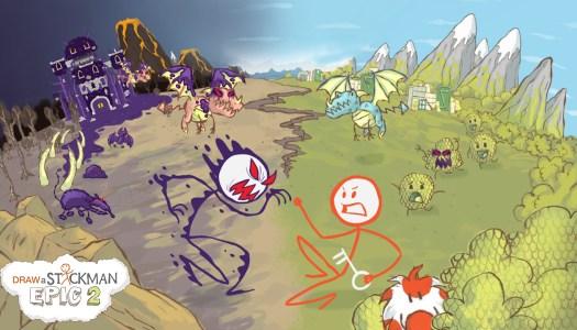 Review: Draw a Stickman: EPIC 2 (Wii U eShop)