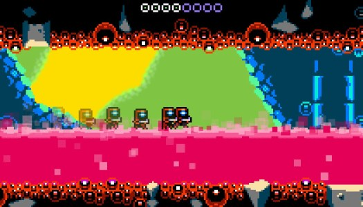 Review: Xeodrifter (Nintendo Switch)