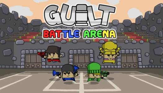 Guilt Battle Arena couch combat game hits the Nintendo Switch