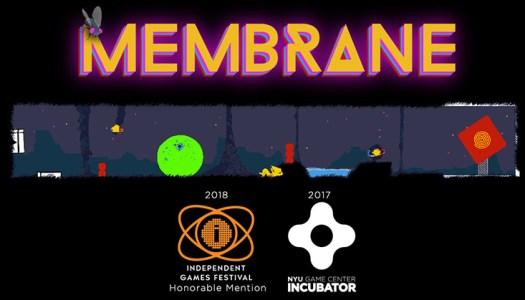 Review: Membrane (Nintendo Switch)