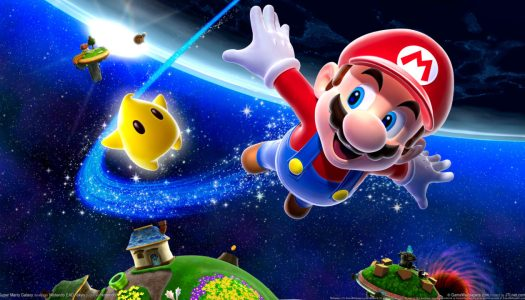 Super Mario Galaxy – Nvidia Shield trailer