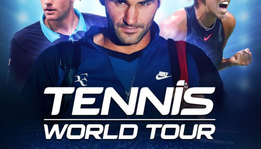 Tennis World Tour serves up an ace for the Nintendo Switch this May