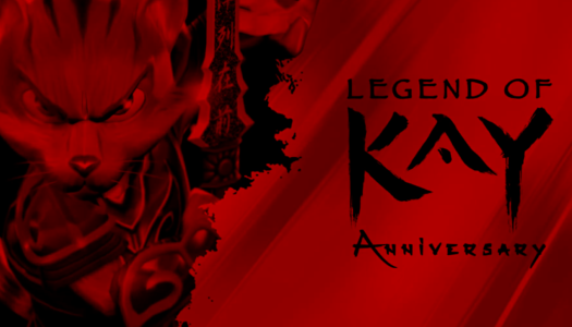 Legend of Kay Anniversary coming to Switch